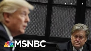 """How """"Fire And Fury"""" Is Being Received Inside The White House 