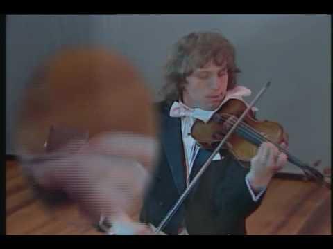 Paganini - Caprice no.01, Alexander Markov, violin [HD]