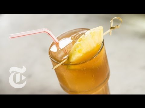 Planter's Punch Recipe | Summer Drinks | The New York Times