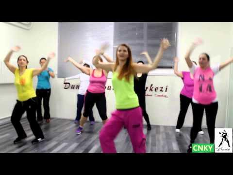 Zumba Dersi - Dansoloji DANS ve Sanat Merkezi ( www.dansoloji.com )