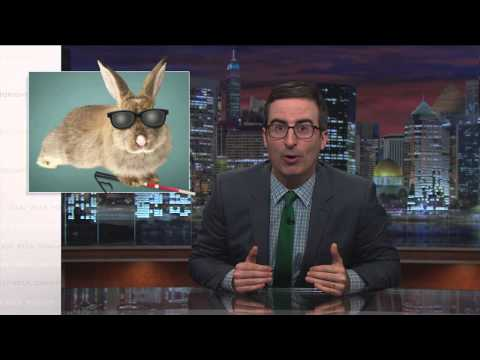 Last Week Tonight with John Oliver: Lost Graphics (Web Exclusive)