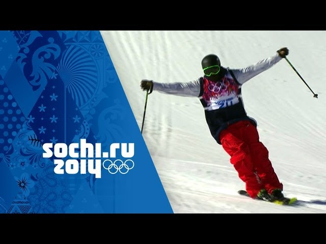 Men's Freestyle Skiing Golds Inc: Anton Kushnir Flies To Olympic Gold | Sochi Olympic Champions