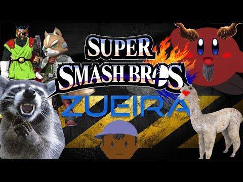 Super Smash Bros N64(Feat.Aizen) - Negocios,Tretas e MIMIMI