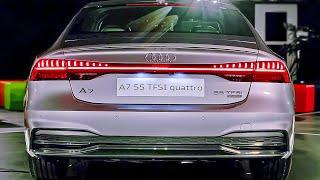 Audi A7 Sportback (2018) HOW IT'S DESIGNED