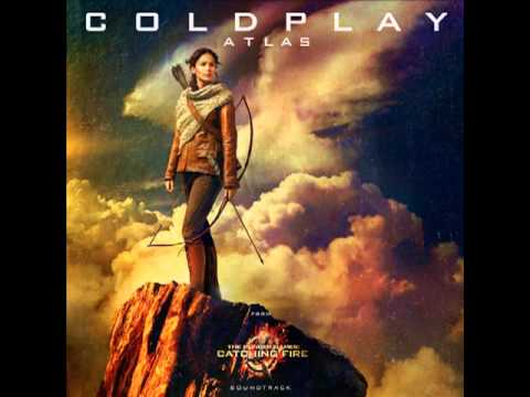 Coldplay - Atlas 2013 (Lyrics)