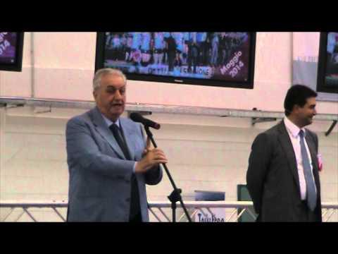 Copertina video Antonio Cerciello: «Adesso puntiamo alla Champions League»