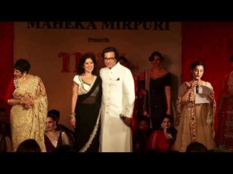 Maheka Mirpuri Walks with Manisha Koirala for Cancer Fundraiser