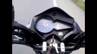Cb 110 Velocidad 120 Km/h
