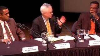 Affirmative Action Debate  9/14 - Intelligence Squared