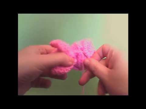 cómo hacer un sencillo conejo amigurumi