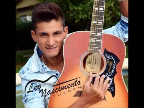 CD COMPLETO 2015 LÉO NASCIMENTO DE PORTO VELHO CANTA IGUAL EDUARDO COSTA - MÚSICAS NOVAS