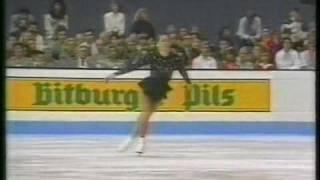 Nancy Kerrigan (USA) - 1991 World Figure Skating Championships, Ladies' Free Skate