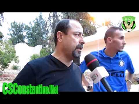 CSC 3 - JSK 1 : Déclaration Omar Bentobal