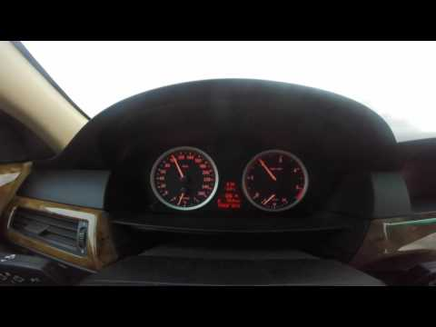 BMW 535D E61 330 HP - 0-100 & 250KM/H - Remap