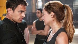 Divergent Trailer Official 2014 Shailene Woodley Movie