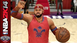 NBA 2K14 My Career Mode PS4 Ep 34 2014 NBA All-Star Game