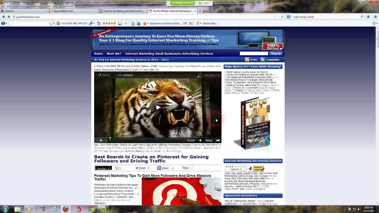how to become an internet marketer