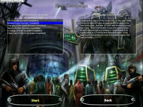 Empire Earth Campaign Cheats