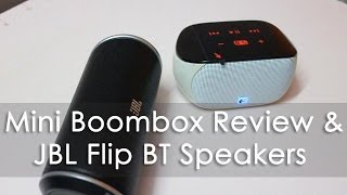Logitech Mini Boombox Bluetooth Speakers Review & Compared