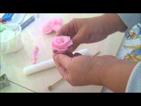 rosa de pasta americana