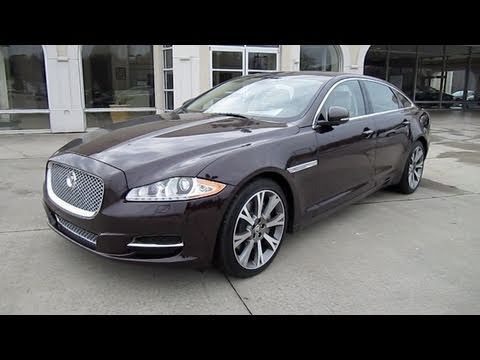 2011 Jaguar XJL/XJL Supercharged Start Up, Exhaust, and In Depth Tour/Review