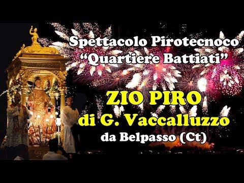 ACIBONACCORSI (Ct) - Santo Stefano 2017 - ZIO PIRO di G. Vaccalluzzo (2 Postazione)