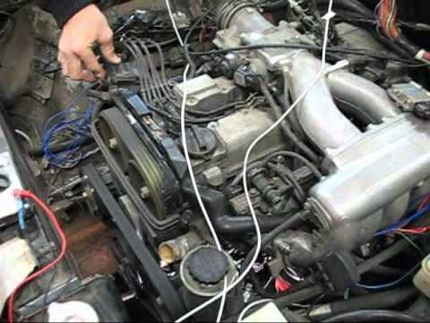 Двигатель 2JZ-GE на Волге