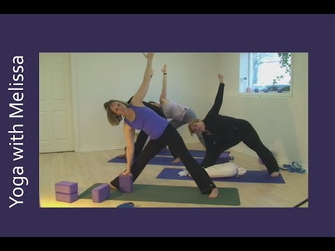 Namaste Yoga 18: Facing our Fears in Winter with Dr. Melissa West