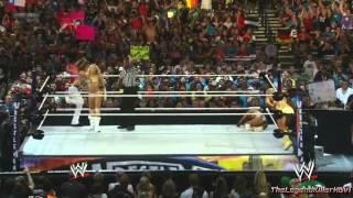 WWE Wrestlemania 28 Official Highlights (HD).