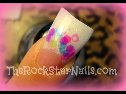 Easter design 2014 Acrylic nails
