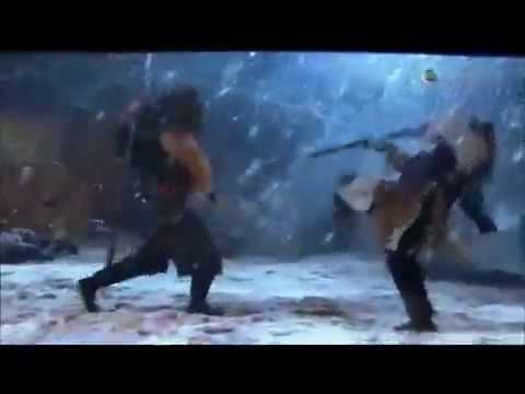 thủy hử anh hùng truyện_lâm xung giết lục khiêm_tuyết rơi chém bạn dứt tình nghĩa