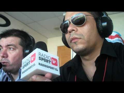 Transmisión de Radio Sport Chile
