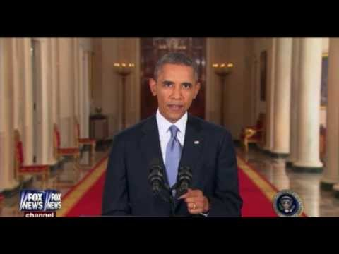 President Obama Address To The Nation On Syria! - FULL SPEECH!! - 9/10/2013