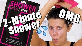 COOLEST HAIR PRODUCT EVER Saves Time???