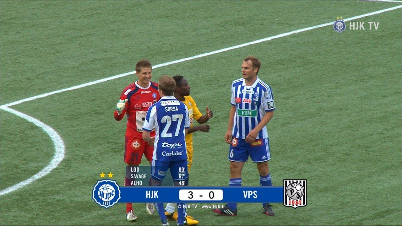 HJK Helsinki 3-0 Vaasa VPS