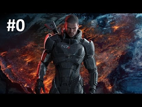 Mass Effect 3 - Playthrough - Part 0 - Interactive backstory comic
