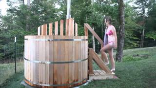 Vermont Sauna And Hot Tub- Wood-Fired Saunas And Tubs