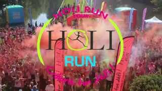 Holi Run Tour Cysoing (Lille) 2014