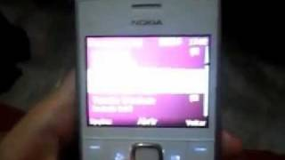 UNBOXING DO CELULAR Nokia X2-01.wmv