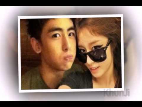 [Nichkhun and Jiyeon] KhunJi love