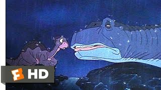 The Land Before Time (2/10) Movie CLIP - Littlefoot's Mother Dies (1988) HD view on youtube.com tube online.