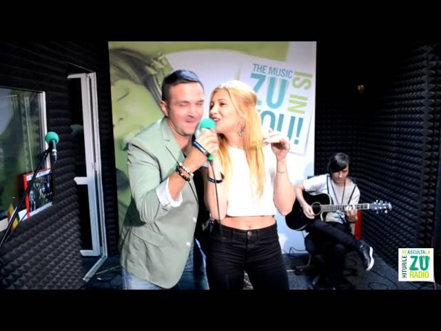 Lora - Capu' sus (Acustic - Live la Radio ZU)