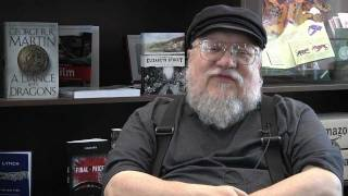 George R.R. Martin Answers Facebook Fans' Questions