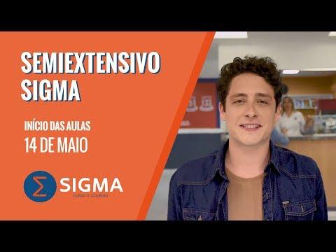 Semiextensivo Sigma 2018