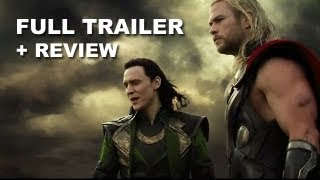 Thor The Dark World Official Trailer 2 + Trailer Review