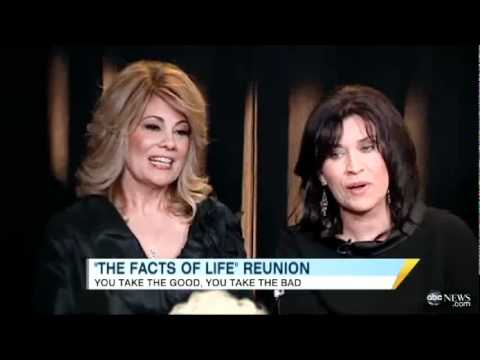 Facts of Life Cast on Good Morning America April 2011.mp4