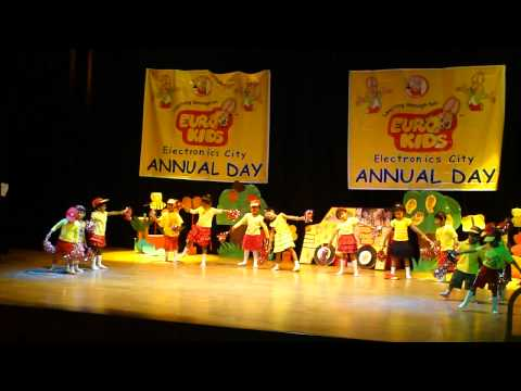 Euro kids Annual day 2012