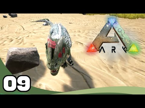Let's Play ARK - Ep. 9: Moving Out | ARK: Survival Evolved Single-Player Gameplay