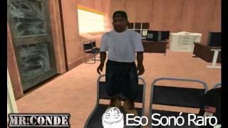 GTA SA: CJ Junior Regresa A La Escuela Loquendo
