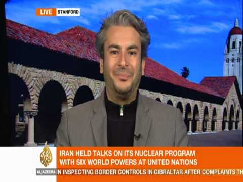 Arash Aramesh on Future of Iran Nuclear Talks--AlJazeera English